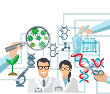 Biotechnology Translation Services Icon Inner