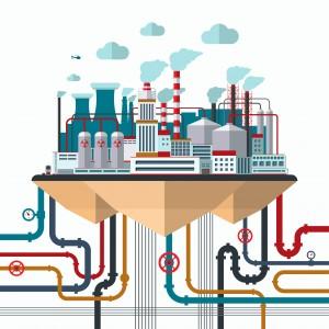 Industrial Manufacturing Translation Image