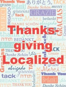 thanksgiving localized image